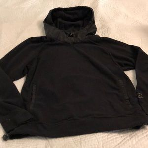 Nike Black sweatshirt with pockets Size M only $10